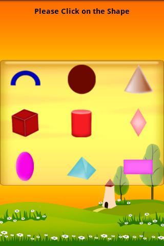 Preschool Shape Android Brain & Puzzle