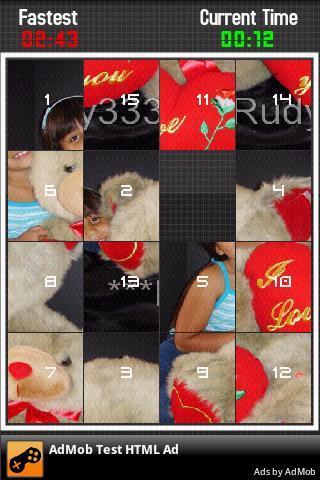 Picture Puzzle Android Brain & Puzzle