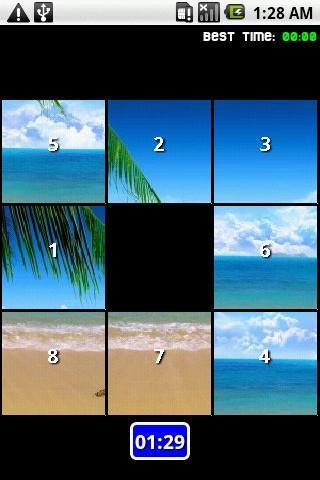 Landscapes Puzzle Android Brain & Puzzle