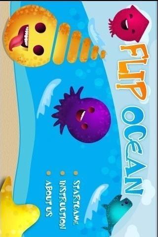 Flip Ocean Android Brain & Puzzle