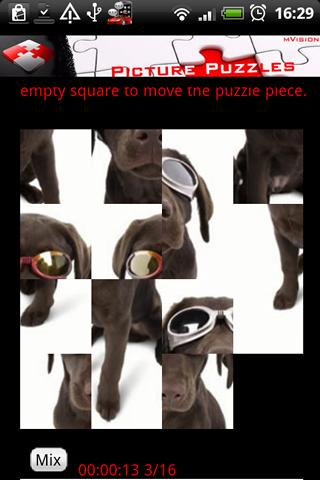 5 Animal Image Puzzle Games Android Brain & Puzzle