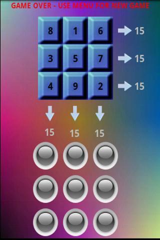Magic Squares Android Brain & Puzzle