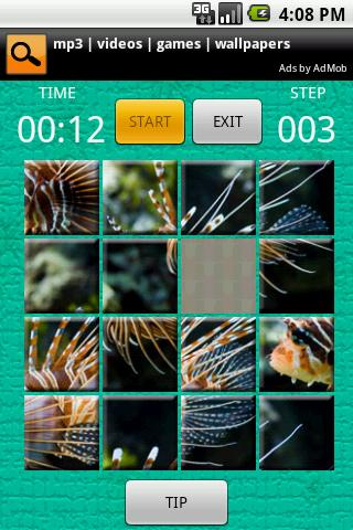 Fish Speed Puzzle Android Brain & Puzzle