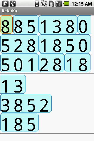ReKuKa Android Brain & Puzzle