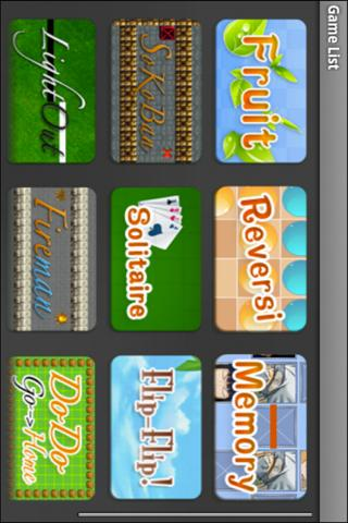 All-In-1 GameBox Android Brain & Puzzle