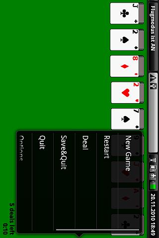 Solitaire NG Android Cards & Casino