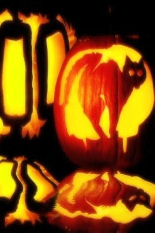 Halloween Theme Wallpaper 3 Android Cards & Casino