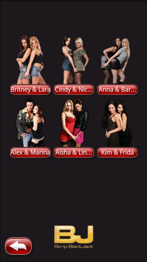 Strip Blackjack Couple Android Cards & Casino
