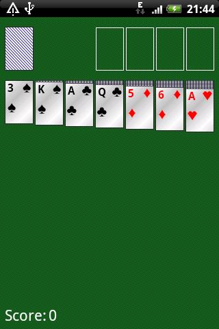 Solitaire Premium Android Cards & Casino