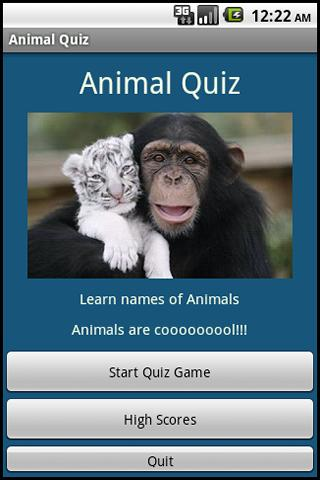 Animal Quiz Android Casual