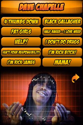 Dave Chapelle Soundboard Android Casual