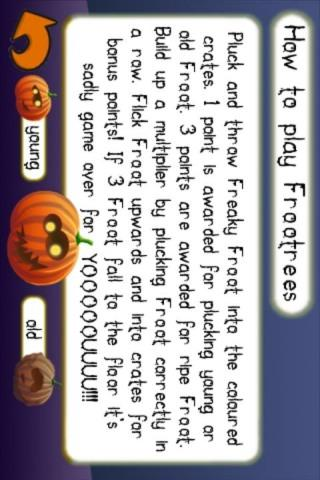 Frootrees Halloween Edition Android Casual