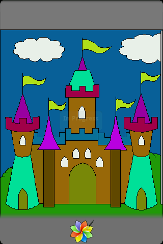 Castle Coloring(Lite) Android Casual