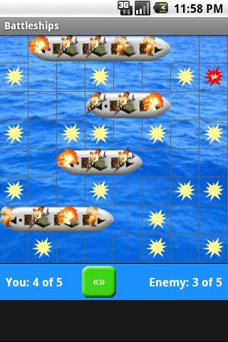 Battleships Android Brain & Puzzle