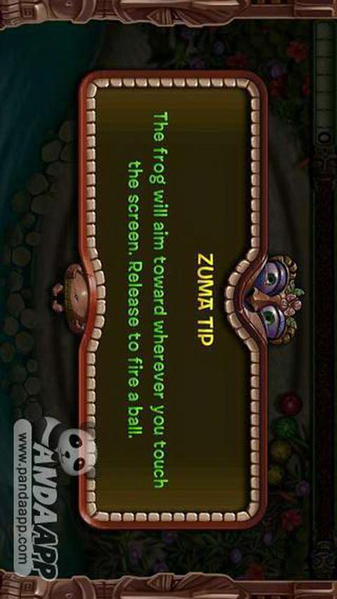 Zuma's Revenge HD Android Casual