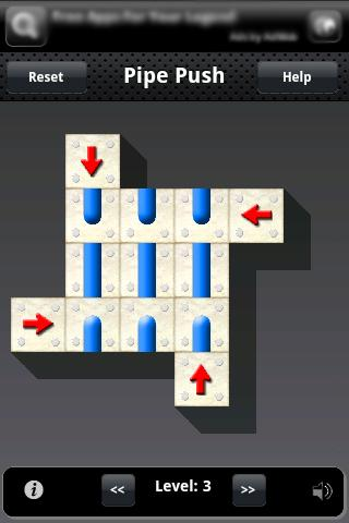 Pipe Push Android Brain & Puzzle
