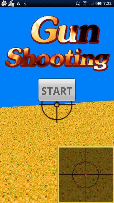 Gun Shooting Android Arcade & Action