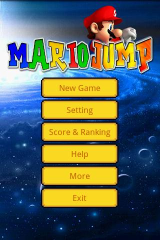 Mario Jump Android Arcade & Action