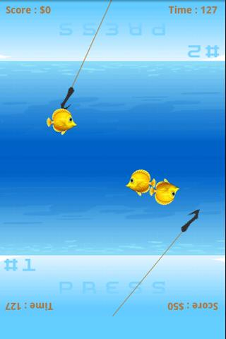 Fishing Fight Android Arcade & Action