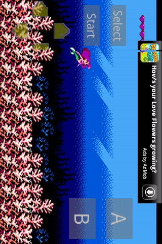 theLittleMermaid nes game Android Arcade & Action