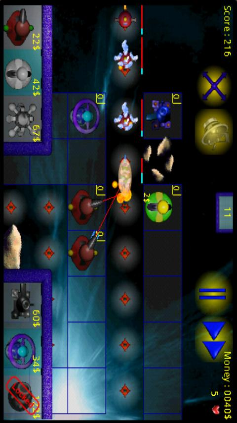 Space Defense 2 Android Arcade & Action