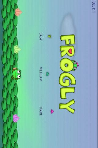 Frogly: Swamp Prince Android Casual