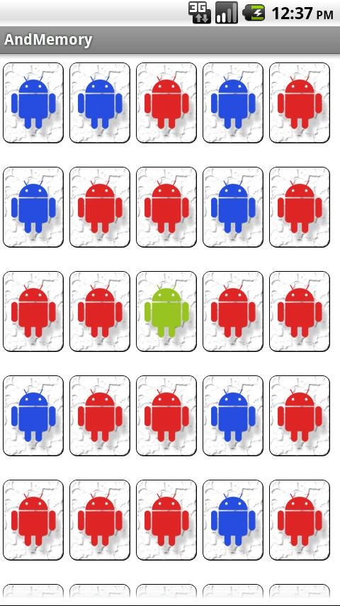 AndMemory Vocabulary Trainer Android Brain & Puzzle
