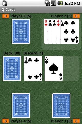 Q Cards Trial Android Cards & Casino
