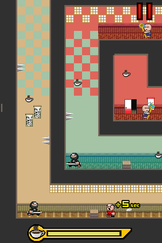 Hyperactive Ninja (Lite) Android Arcade & Action