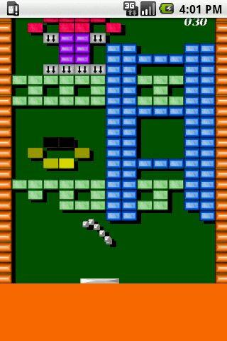 Attack Breaker Lite Android Arcade & Action