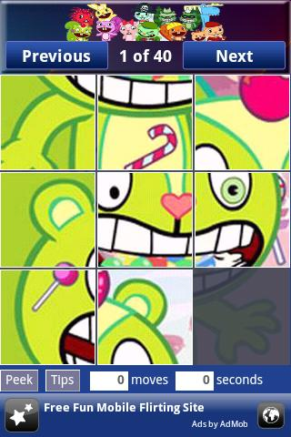 Happy Tree Friends Android Casual