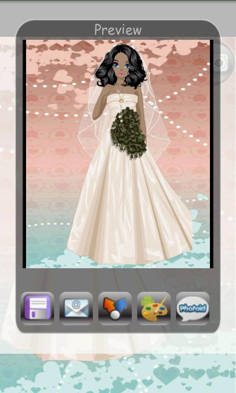 Wedding Dressup Android Casual