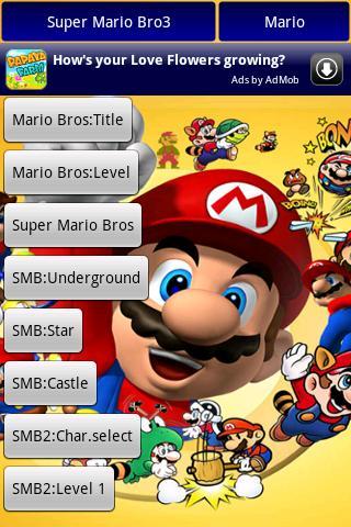 Midi Super Mario Android Casual