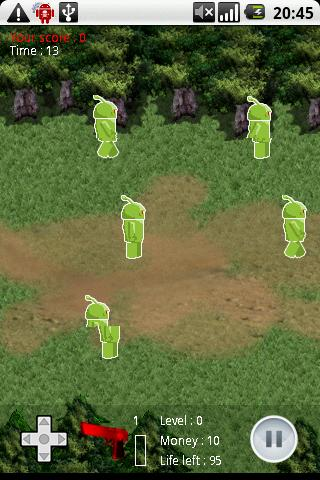 Droids of the Dead Android Arcade & Action