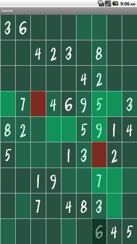Sudoku Madness Android Brain & Puzzle