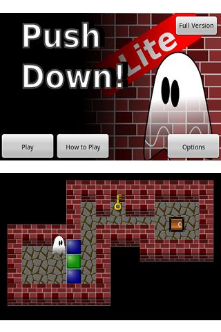 Push Down! Lite Android Brain & Puzzle