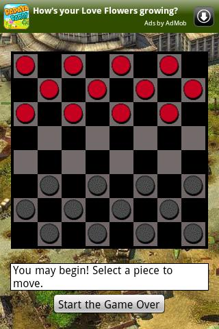 Checkers : Sudden War Android Brain & Puzzle