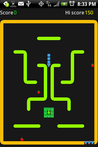 Serpent Lite Android Arcade & Action