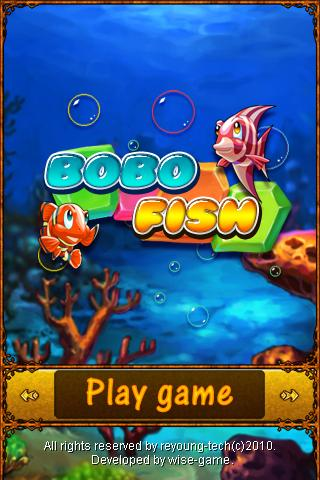 BOBO fish(1.3.1) Android Brain & Puzzle