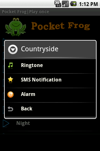 Pocket Frog Android Casual