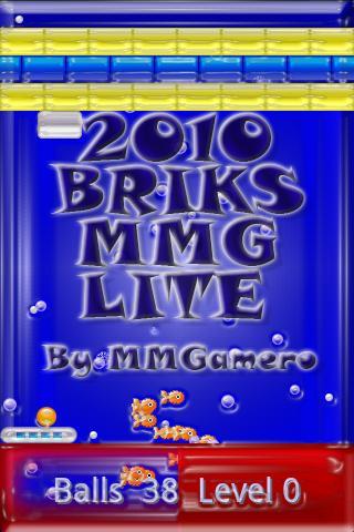 BricksDemoByMMG Android Arcade & Action