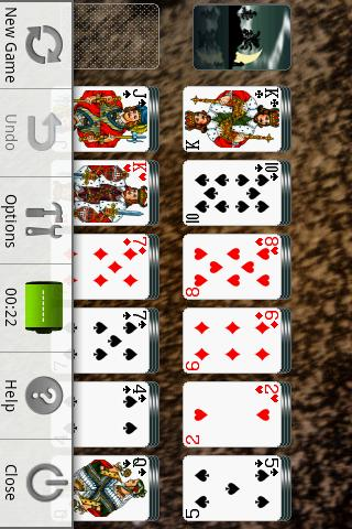 Doublets Solitaire Android Cards & Casino