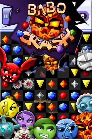 Babo Crash Android Brain & Puzzle