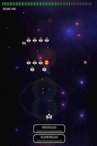 Alien Defender Demo Android Arcade & Action