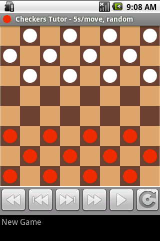 Checkers Tutor Android Brain & Puzzle