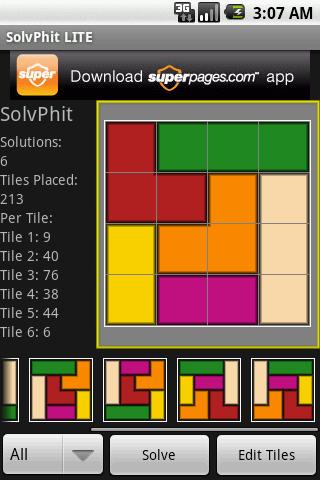 SolvPhit LITE Android Brain & Puzzle