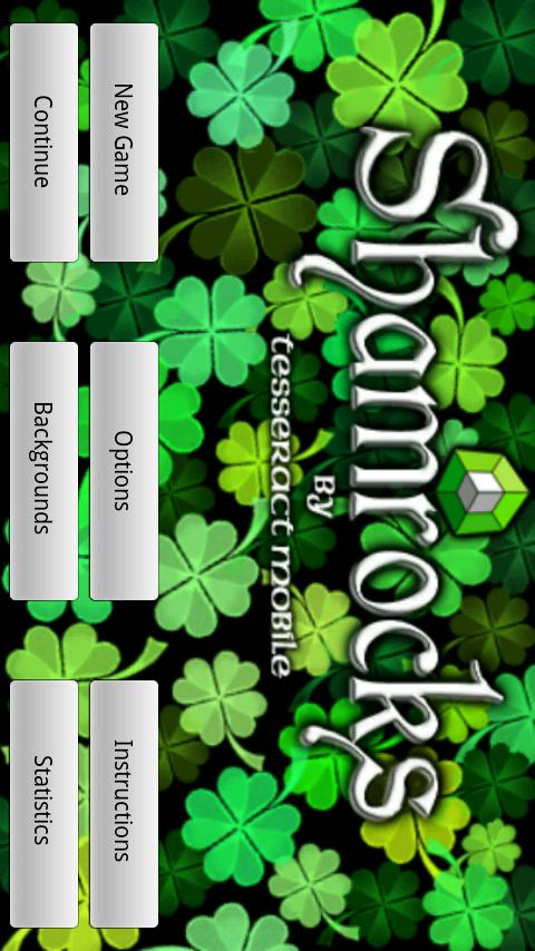 Shamrocks Solitaire Android Cards & Casino