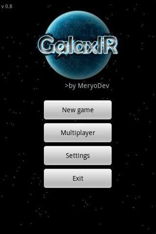 GalaxIR Star Android Arcade & Action