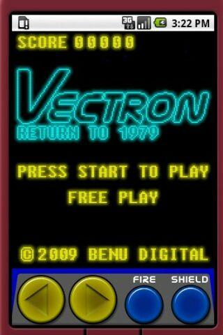 Vectron Free Android Arcade & Action
