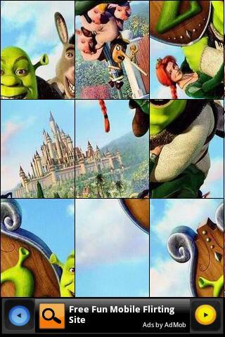 Shrek Android Arcade & Action